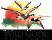 Wild Goose Vineyards logo