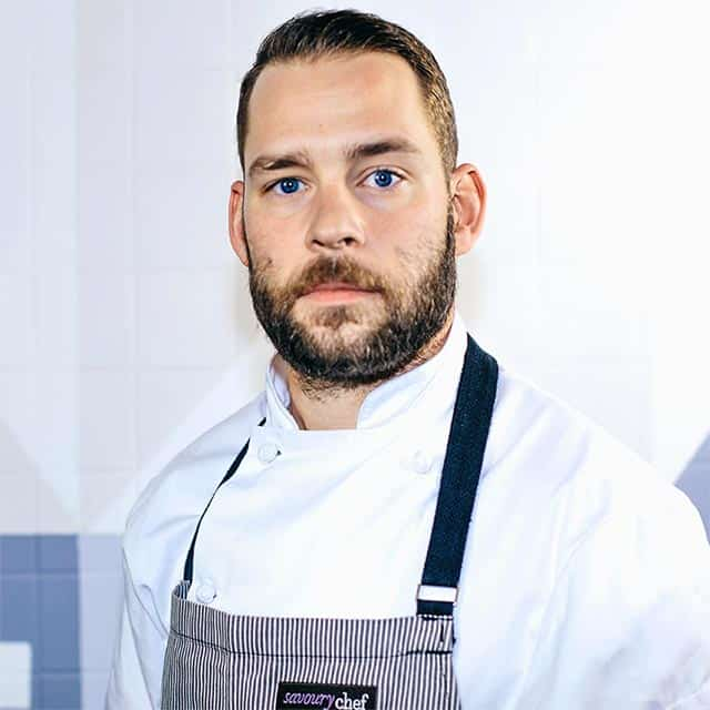 Chef Geoff Rogers photo