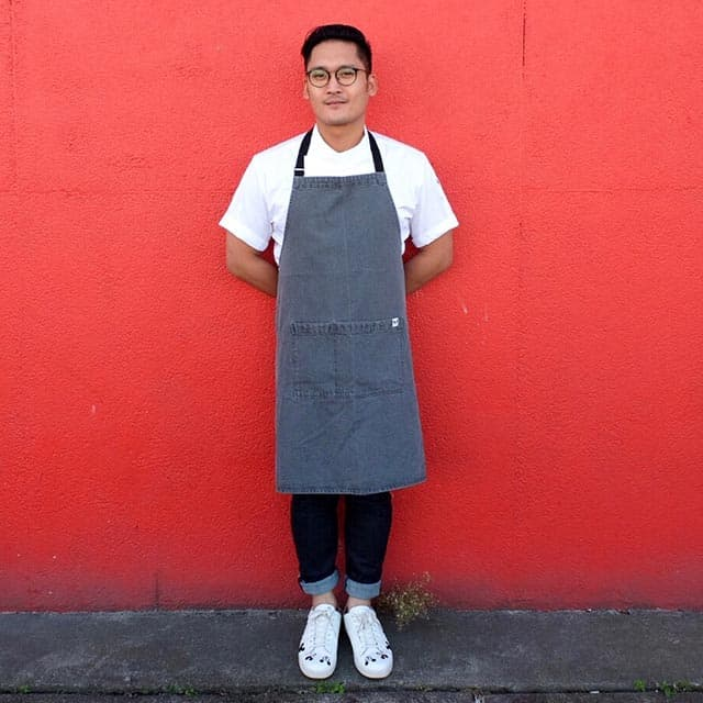 Chef Mark Singson photo