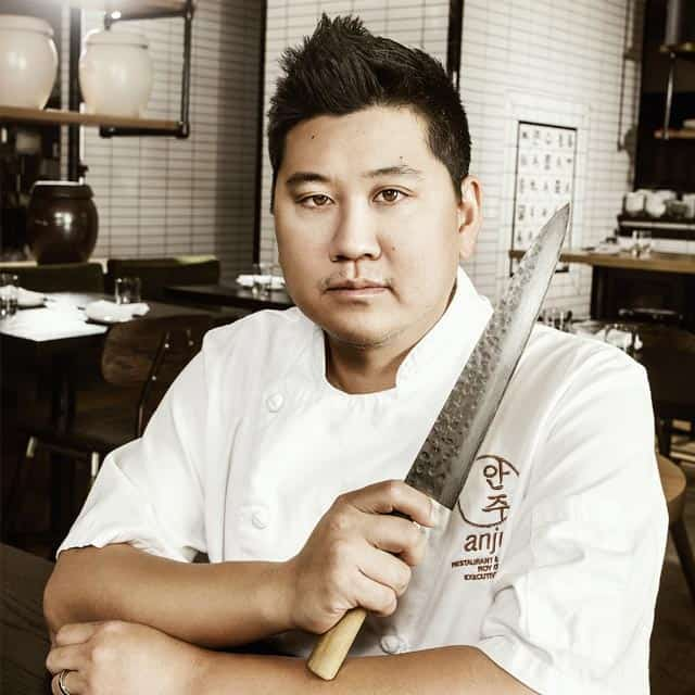 Chef Roy Oh photo