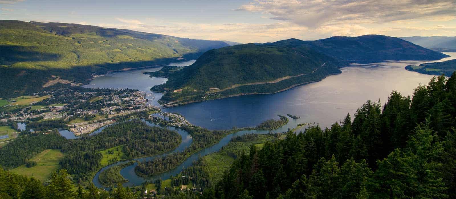 Shuswap Wine Region Of British Columbia Wine Bc