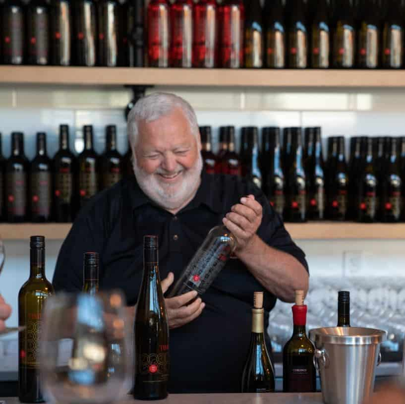 Harry McWatters | (1945 – 2019), Time Winery & Kitchen